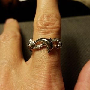 Ring Dolphin Infinity